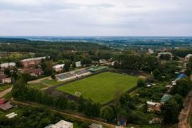 Стадион «Текстильщик» г.Вязники
