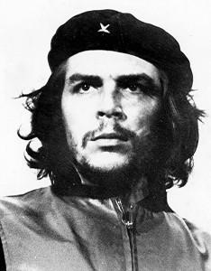 Фотопортрет: Альберто «Кордо» Гуттьеррес, «Портрет Че Гевары», 1960 год