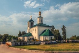 Красоты Судогодского района