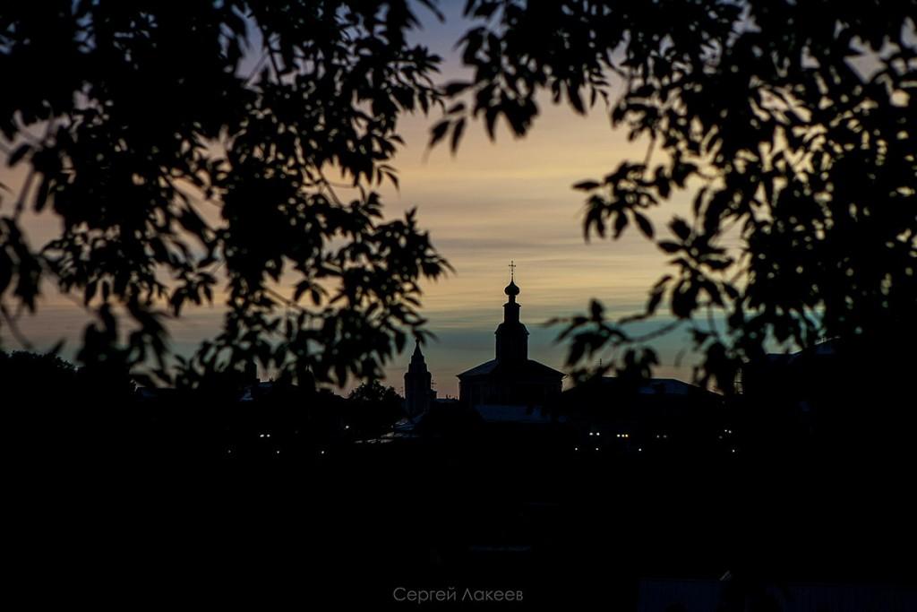 Летняя радуга во Владимире 09