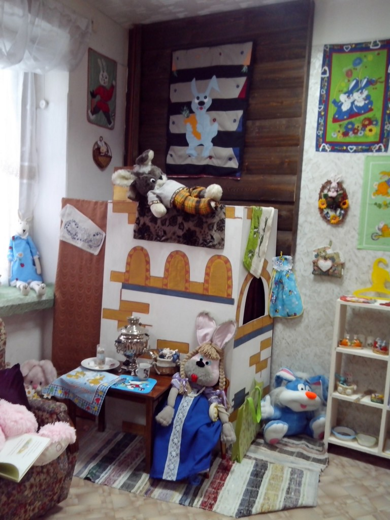 Музей зайцев в Коврове 06
