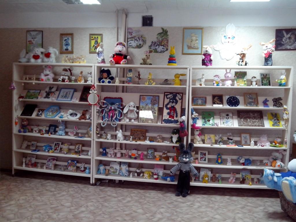 Музей зайцев в Коврове 08
