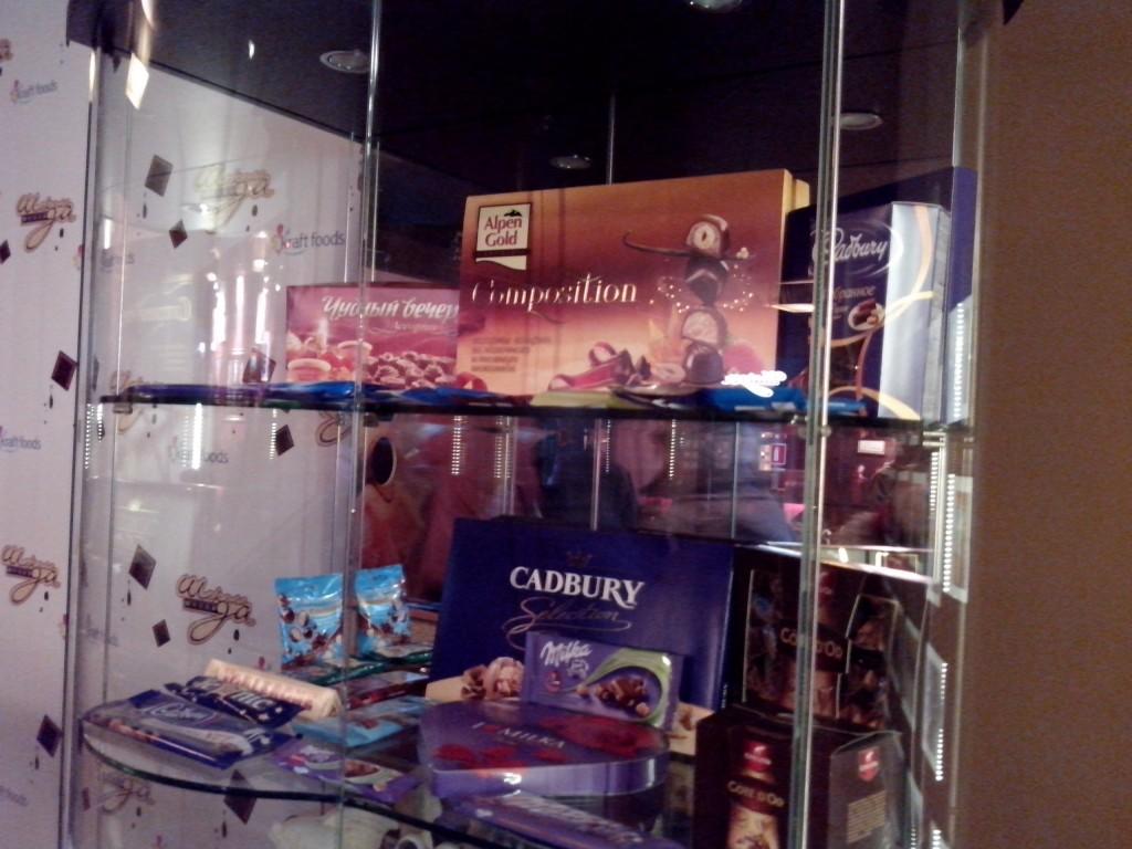 Музей шоколода в Покрове, фото 03