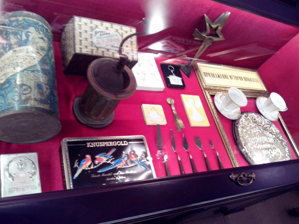 Музей шоколода в Покрове, фото 06