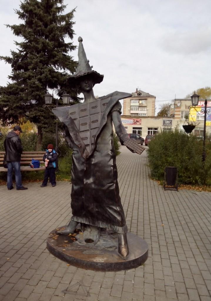 Музей шоколода в Покрове, фото 10