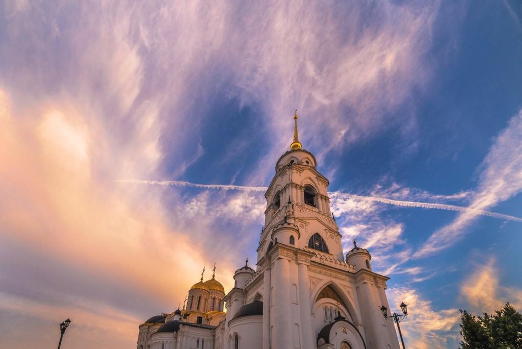 Небо над Успенским... (август 2017) 01