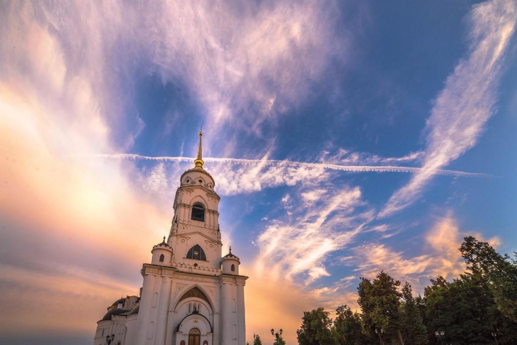 Небо над Успенским... (август 2017) 02