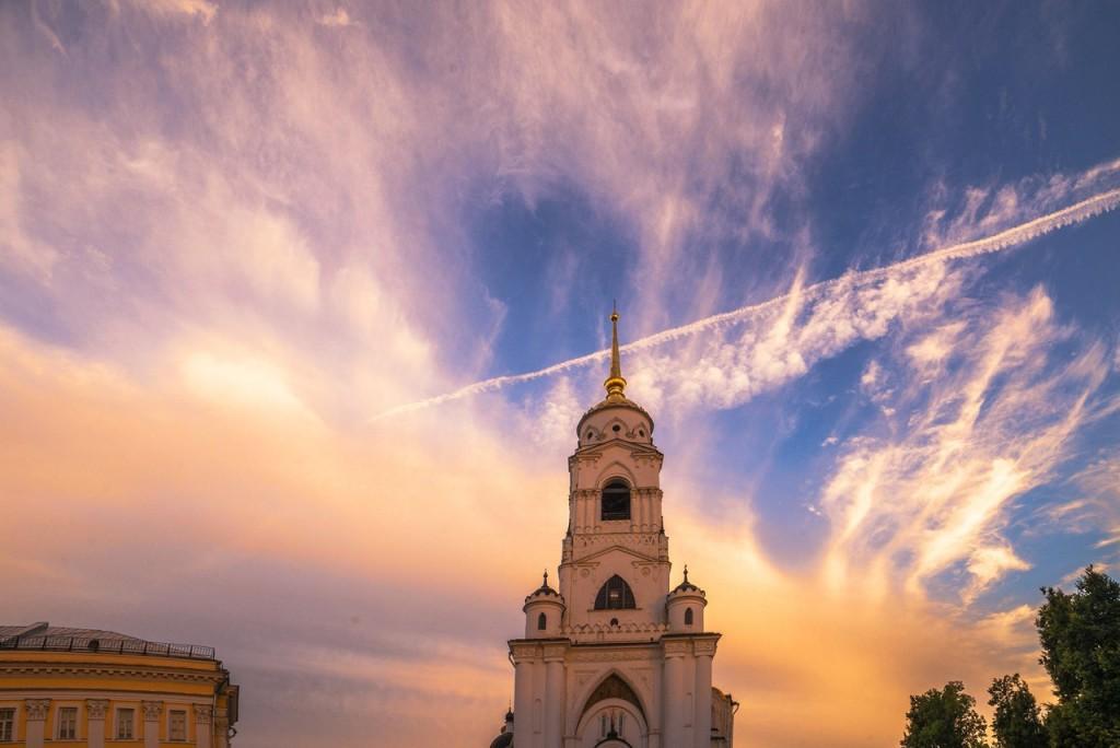 Небо над Успенским... (август 2017) 03