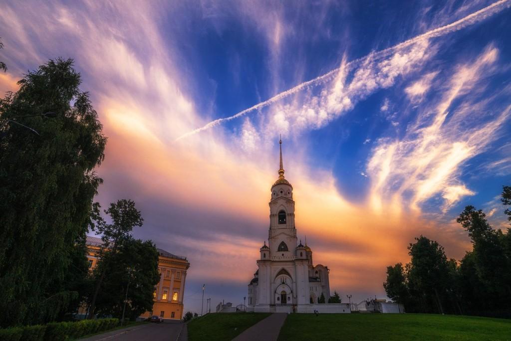 Небо над Успенским... (август 2017) 04