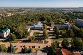 Новая площадка-розарий ГЦКиО «Спутник» г.Вязники