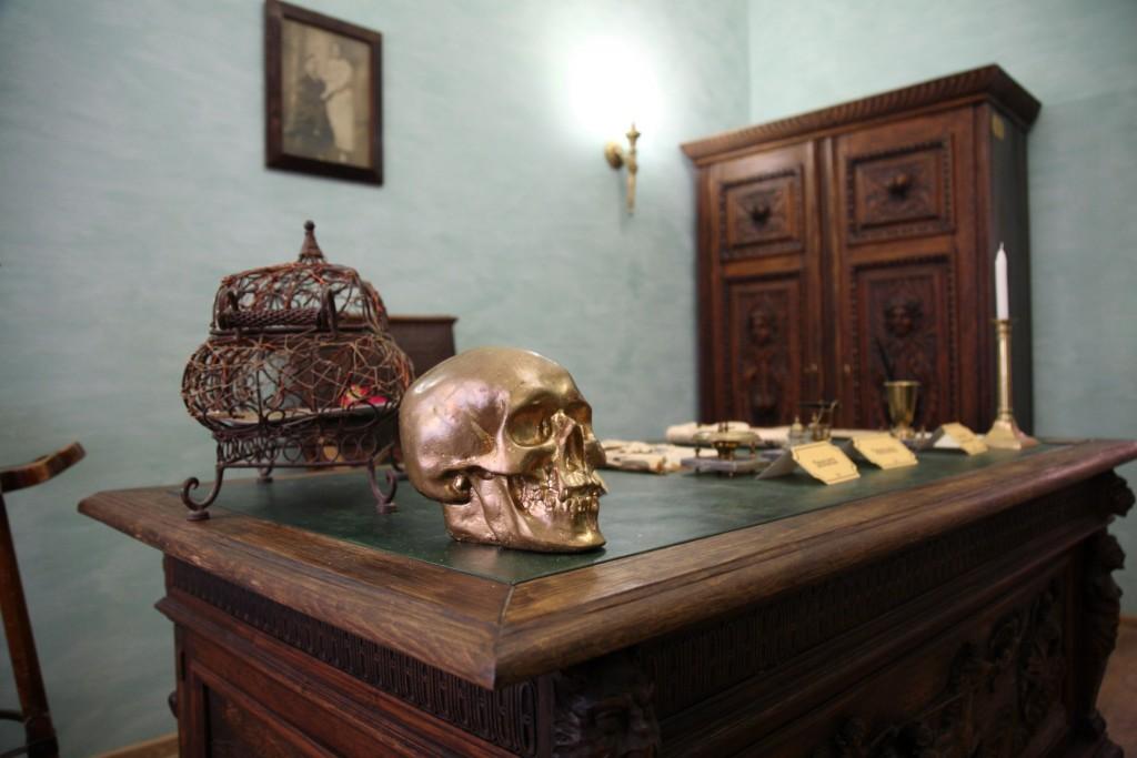 Новый музей Старая Аптека во Владимире 01