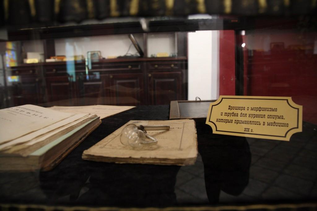 Новый музей Старая Аптека во Владимире 05