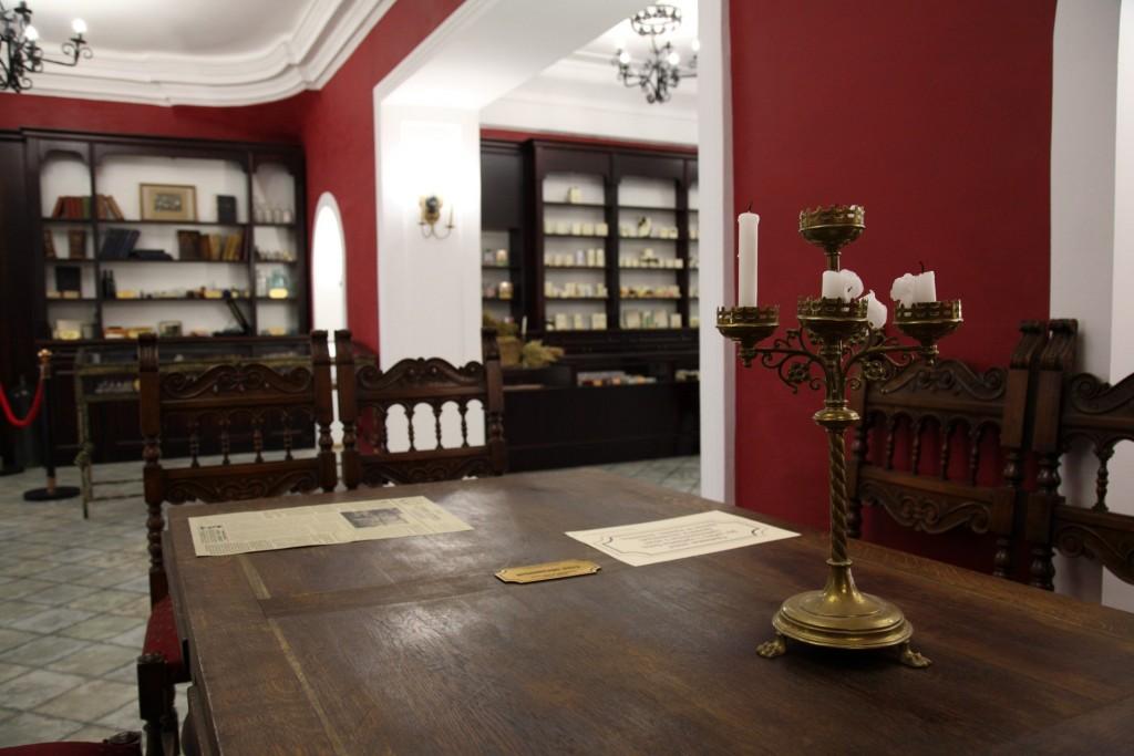 Новый музей Старая Аптека во Владимире 06