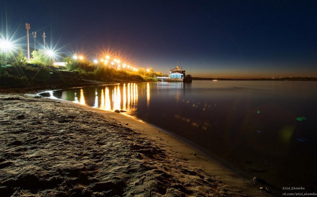 Ночь в Муроме, На Оке 03