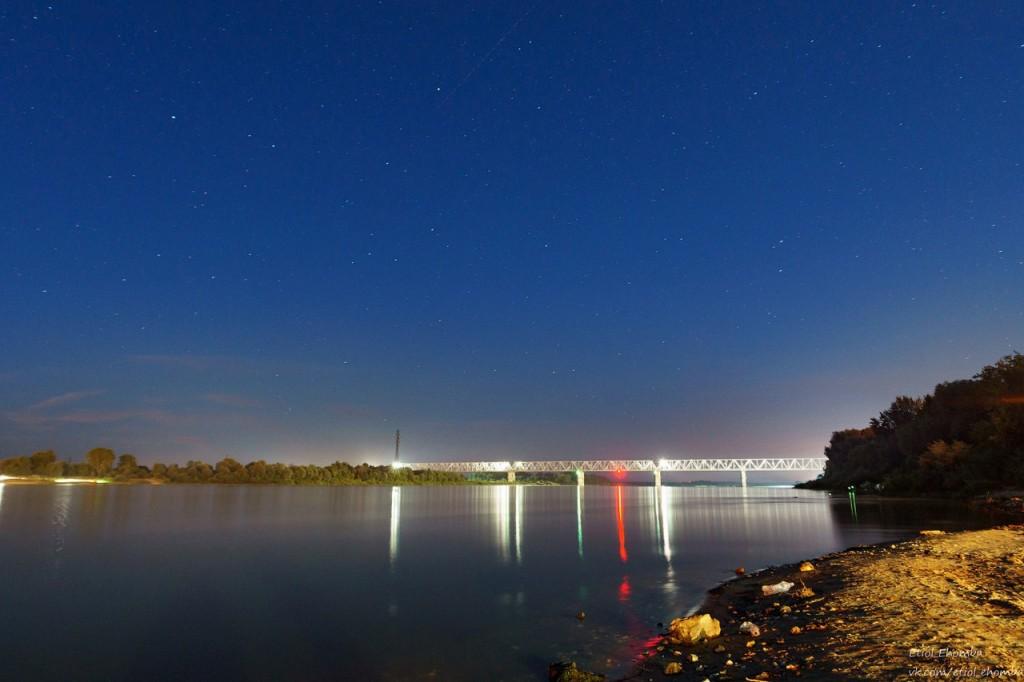 Ночь в Муроме, На Оке 04