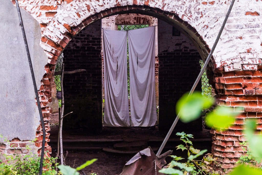 Погост Венец, церковь Спаса Преображения 06