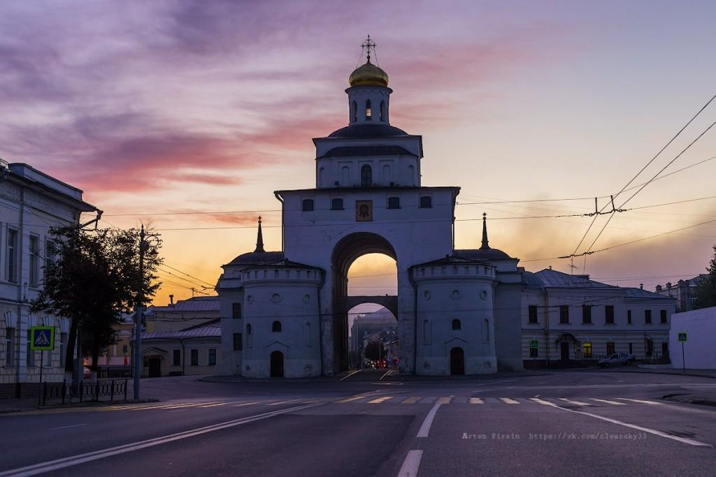 Туманное утро во Владимире 04