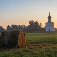 Утренняя прогулка к храму Покрова на Нерли