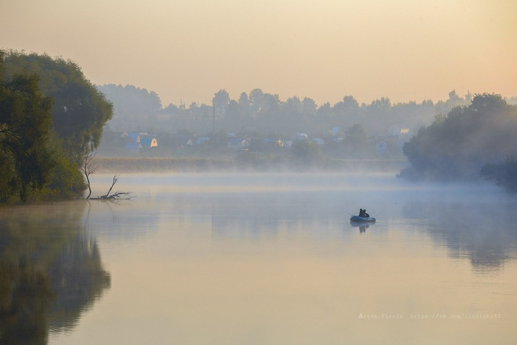 Утренняя прогулка к храму Покрова на Нерли 04