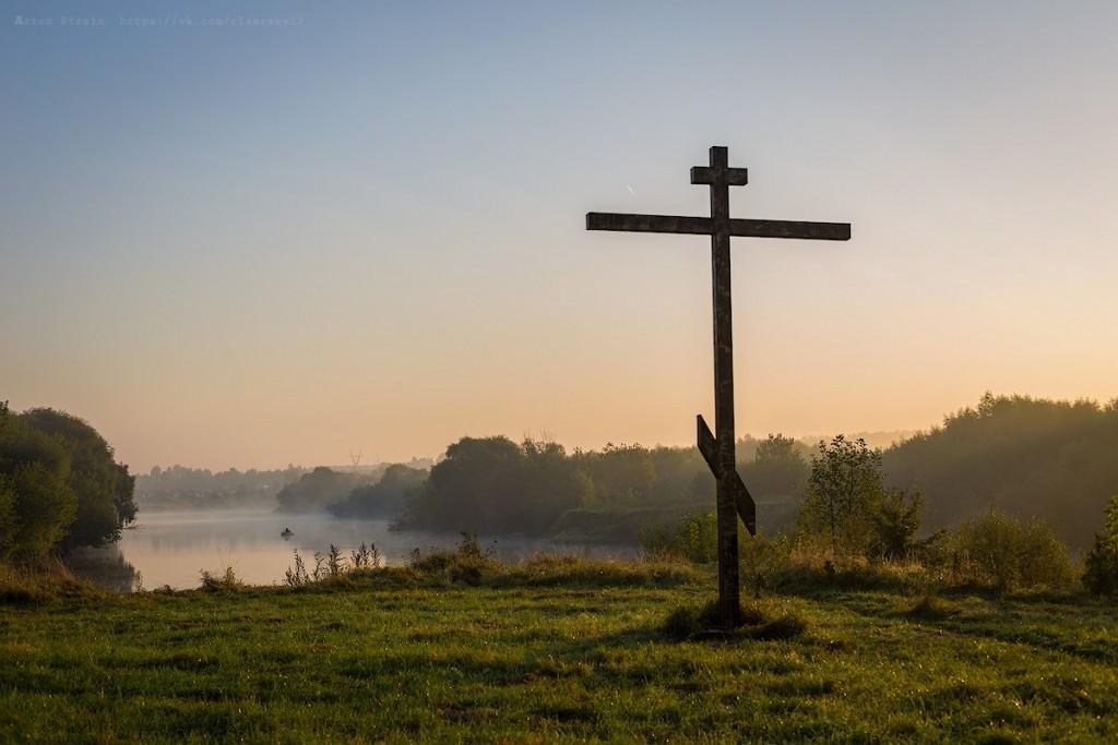 Утренняя прогулка к храму Покрова на Нерли 05