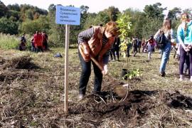 Экологическая акция «Возрождение» в Суздальском районе