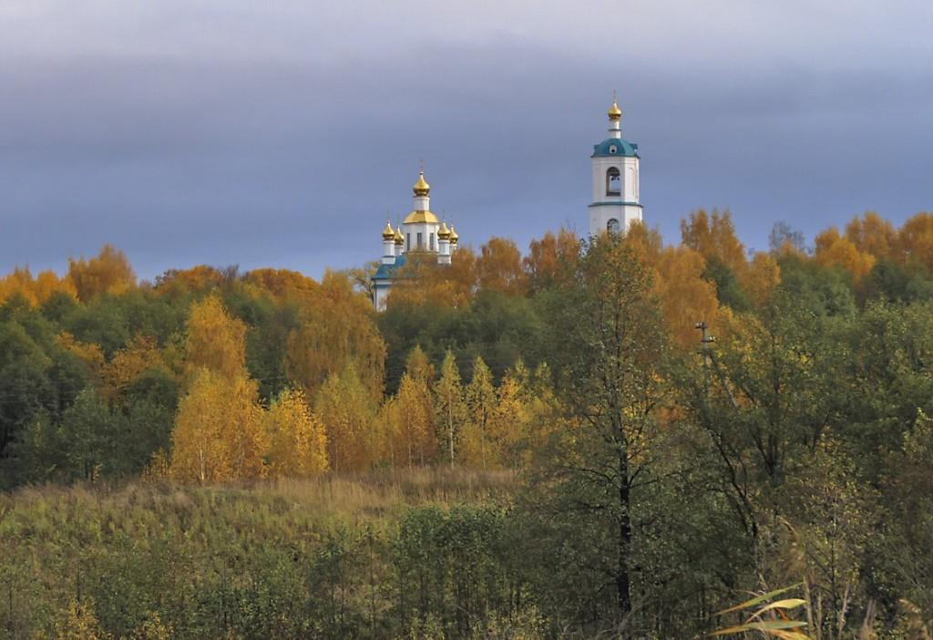 Борисо-Глебское урочище, Судогодский район 01