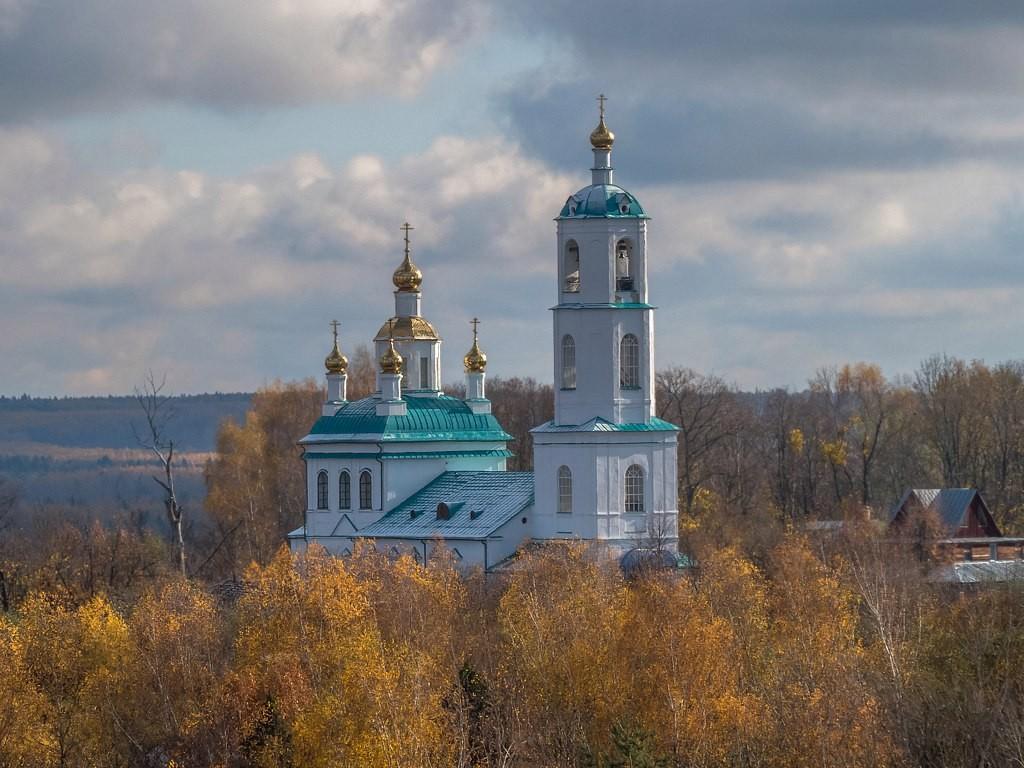 Борисо-Глебское урочище, Судогодский район 04