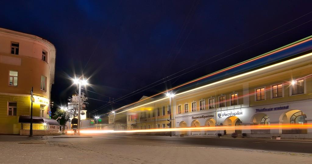 Вечерний и ночной Владимир - II (сентябрь 2017) 01