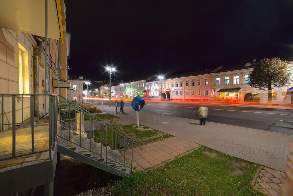 Вечерний и ночной Владимир - II (сентябрь 2017) 07