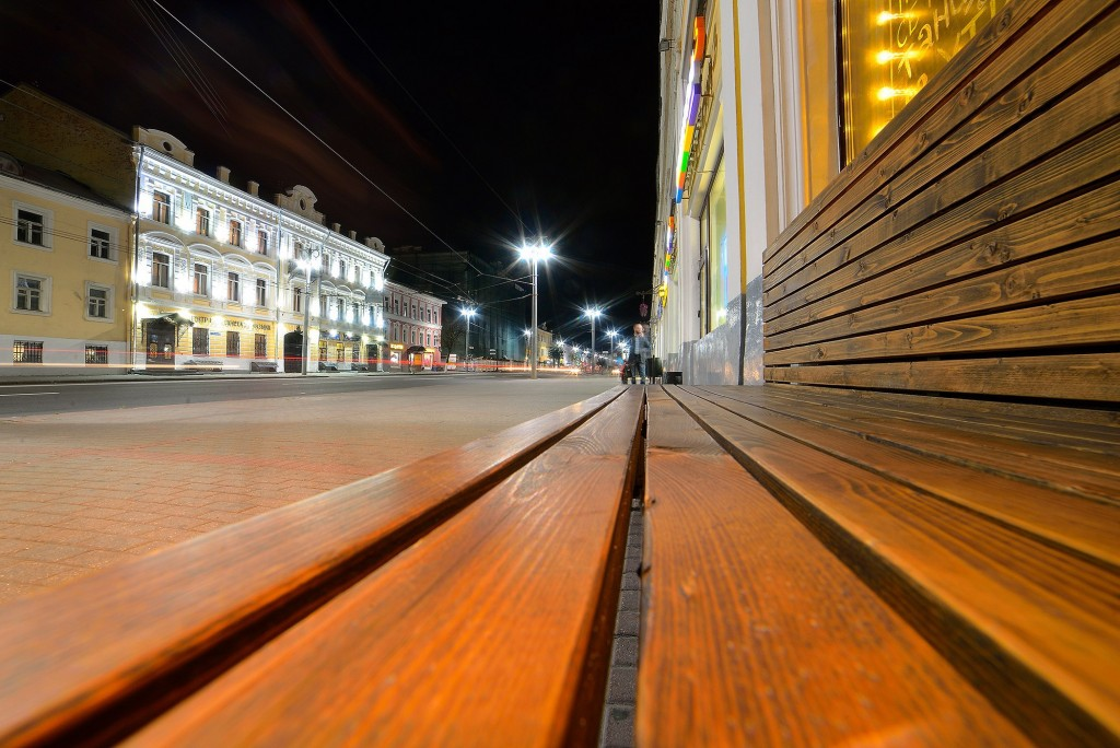 Вечерний и ночной Владимир - II (сентябрь 2017) 10