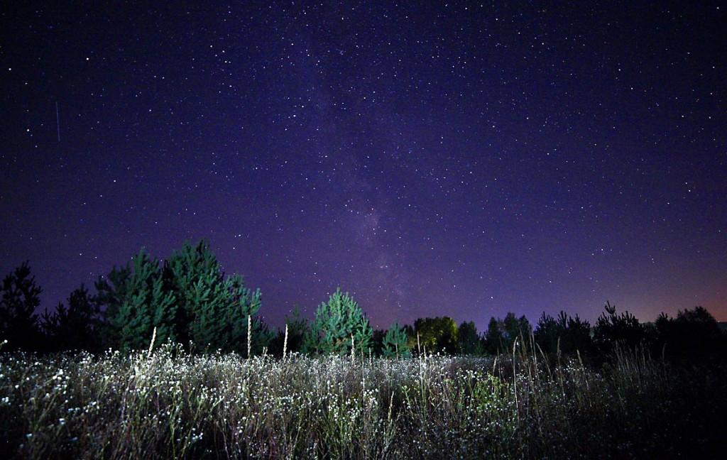 Вечер в деревне Медынцево (Ковровский район) 01