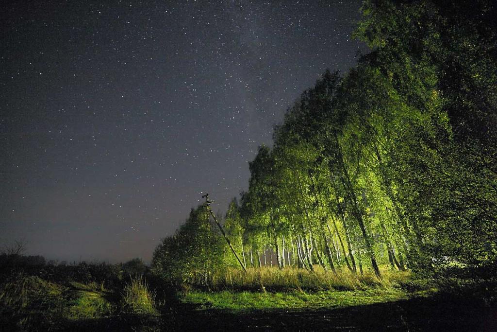 Вечер в деревне Медынцево (Ковровский район) 04