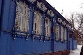 Дом, в котором и жил знаменитый оружейник Василий Алексеевич Дегтярёв