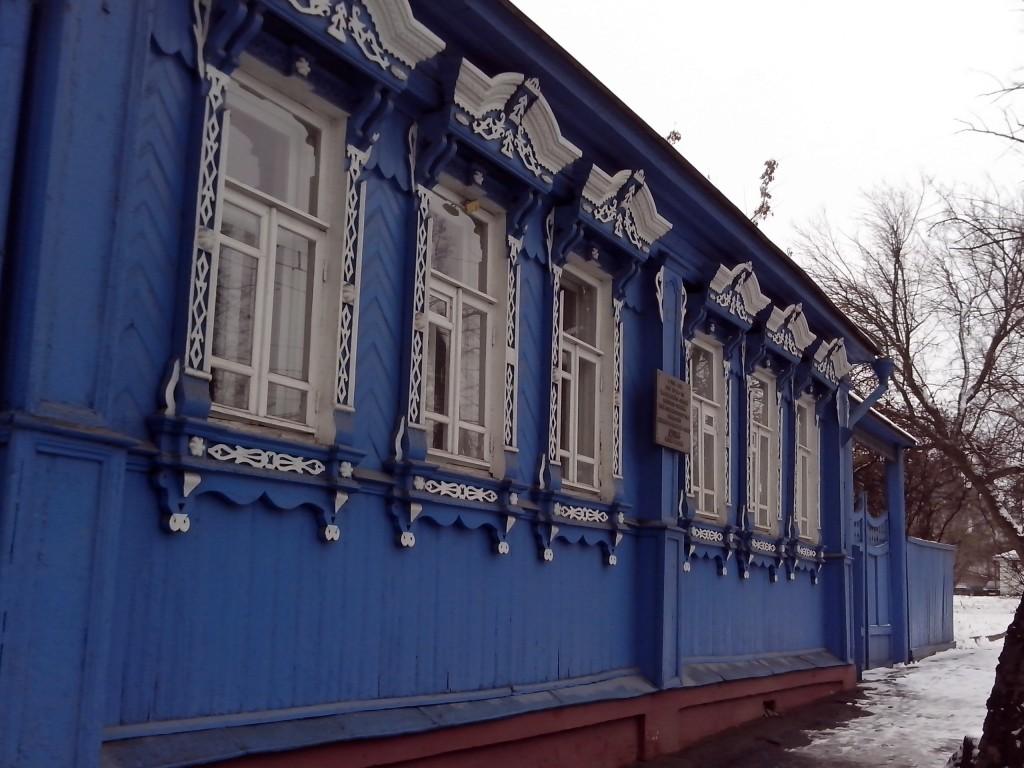 Дом, в котором и жил знаменитый оружейник Василий Алексеевич Дегтярёв 01