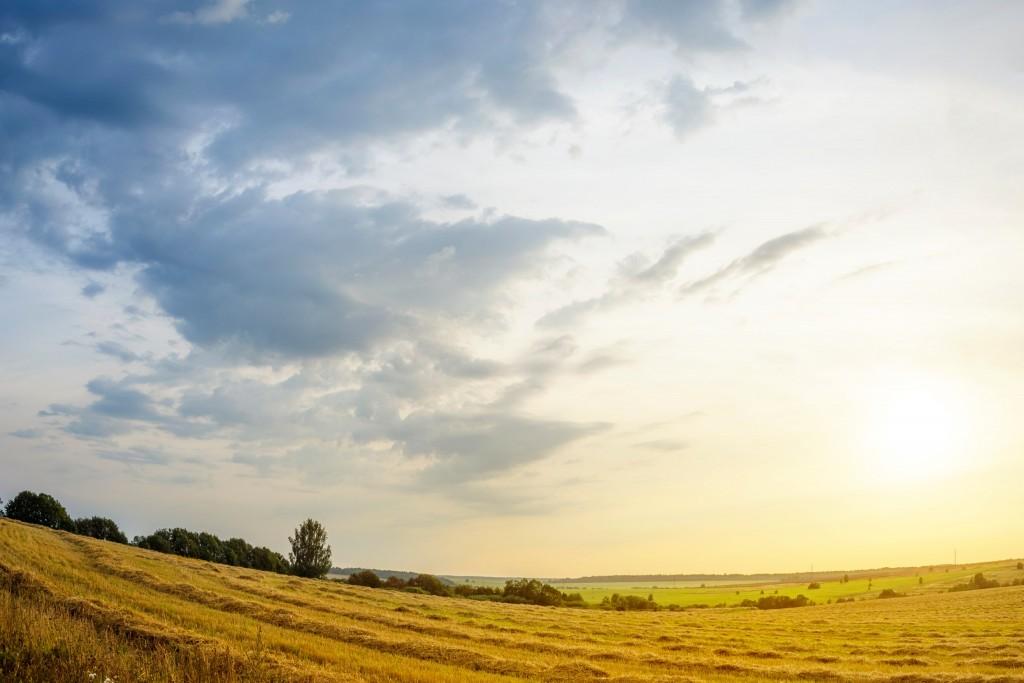 Закат лета. Юрьев-Польский
