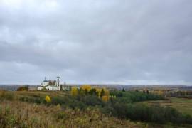 Ильинская церковь, село Глухово, Собинский район