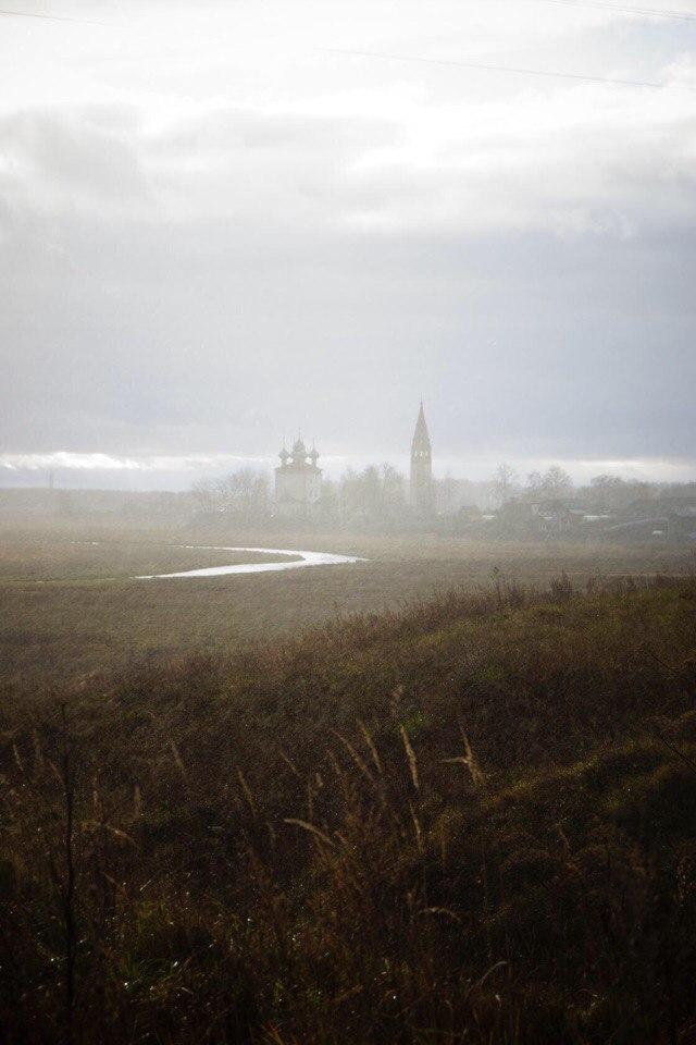 Ковровский район с. Большие Всегодичи
