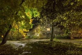 Ночь на улице моей. Александров, Лермонтова