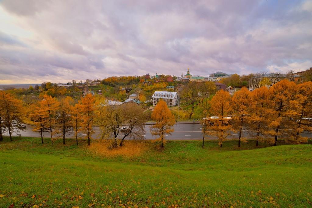 Осень во Владимире, или в одном шаге от зимы 02