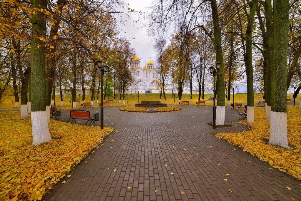 Осень во Владимире, или в одном шаге от зимы 03