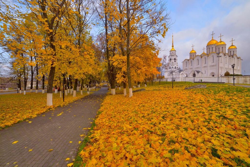 Осень во Владимире, или в одном шаге от зимы 06