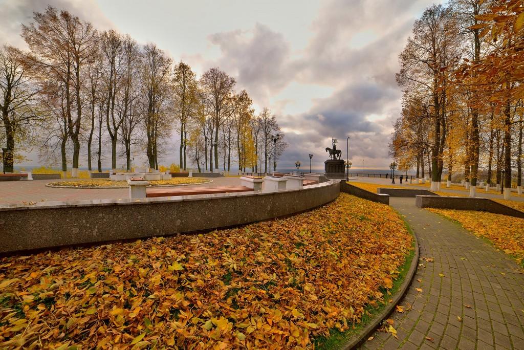 Осень во Владимире, или в одном шаге от зимы 07