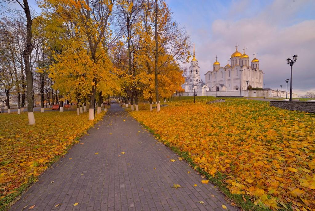 Осень во Владимире, или в одном шаге от зимы 08