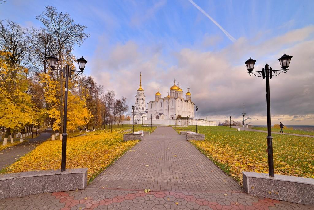Осень во Владимире, или в одном шаге от зимы 09