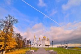 Осень во Владимире, или в одном шаге от зимы — II