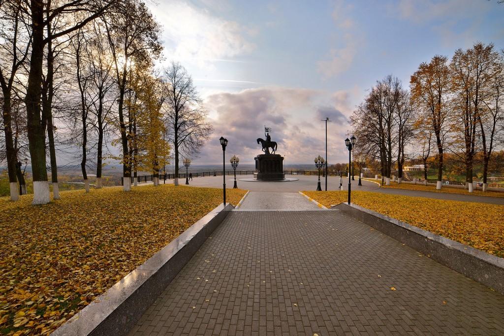 Осень во Владимире, или в одном шаге от зимы - II 02