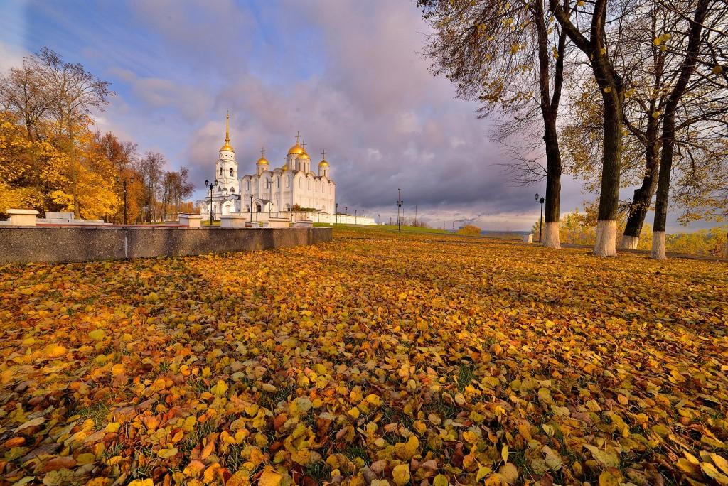 Осень во Владимире, или в одном шаге от зимы - II 03