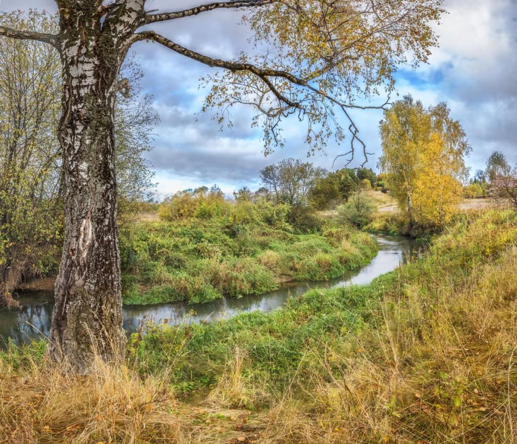 Осень в Александровском районе 02