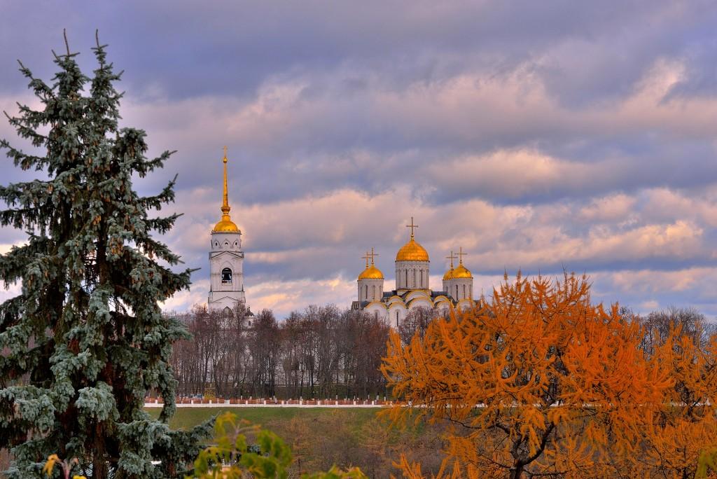 Переменчивый октябрь ( Владимир, 2017 ) 06
