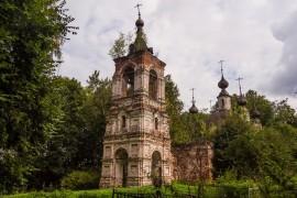 Преображенская церковь близ села Войново, Вязниковский район